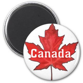 Célébrez le jour du Canada Magnet Rond 8 Cm