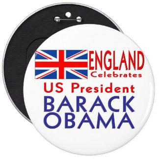 CÉLÉBREZ le Président Obama Inauguration Keepsake Badge