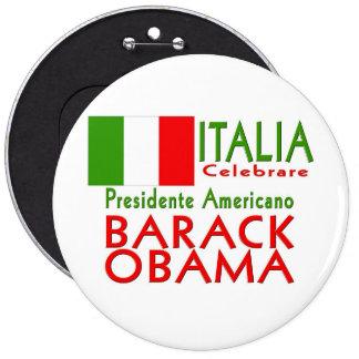 CÉLÉBREZ le Président Obama Inauguration Keepsake Badge Rond 15,2 Cm
