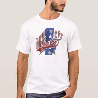 Célébrez le T-shirt du 4 juillet