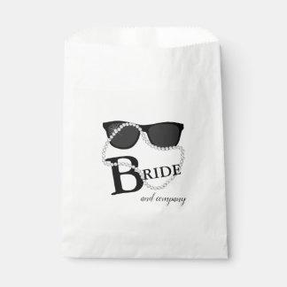 Célébrez les sacs de cadeau de diadème de diamant