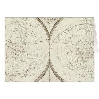 Celestes de Planispheres - célestes Cartes