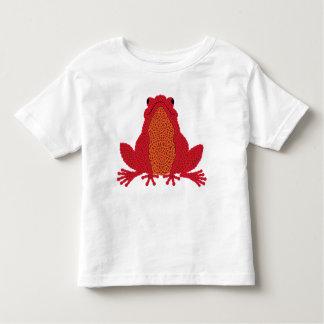 Celtic Frog - Red T-shirt Pour Les Tous Petits