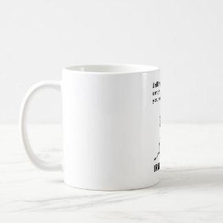 Celui que vous disiez est éléphant d'Irrelephant Mug