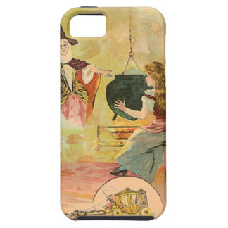 Cendrillon et sa mère féerique de Dieu Étui iPhone 5