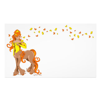 Centaure femelle photo d'art
