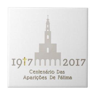Centenário DAS Aparições de Fátima - Portugal Petit Carreau Carré