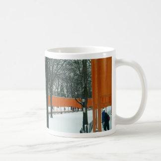 Central Park - l'objet exposé de portes Mug