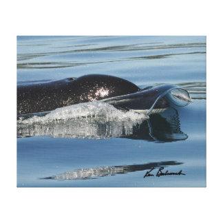 Centre pour la recherche de baleine - copie de toi toiles