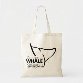 Centre pour la recherche de baleine - sac