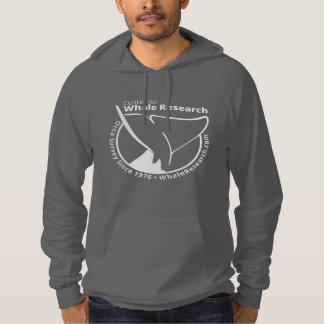 Centre pour la recherche de baleine - sweat -