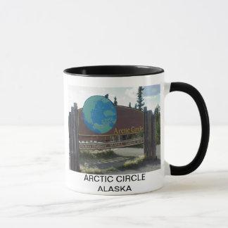 Cercle arctique mug