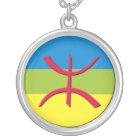 cercle de berbere de pendentif