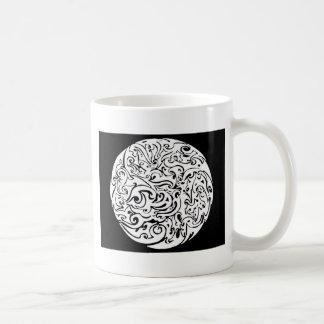Cercle de tourbillonnement mug