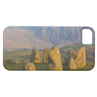 Cercle en pierre de Castlerigg, secteur de lac, Coque Barely There iPhone 5