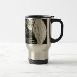 Cercle ininterrompu mug de voyage