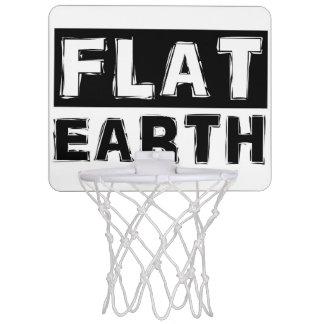 Cercle PLAT de mini-basket-ball de la TERRE Mini-panier De Basket