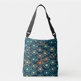 Cercles abstraits sac ajustable