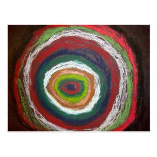 Cercles de Kandinsky Cartes Postales