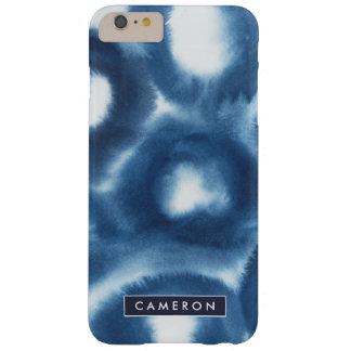 Cercles d'impression d'aquarelle d'Indigio Coque iPhone 6 Plus Barely There