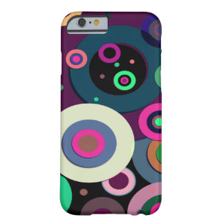 Cercles intimes #12 coque iPhone 6 barely there