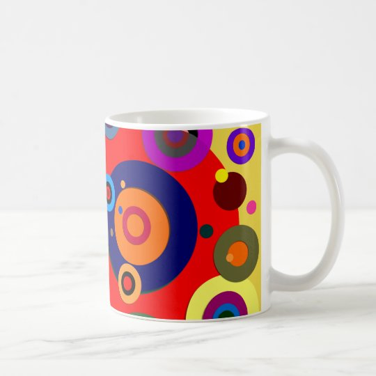 Cercles intimes #18 mug