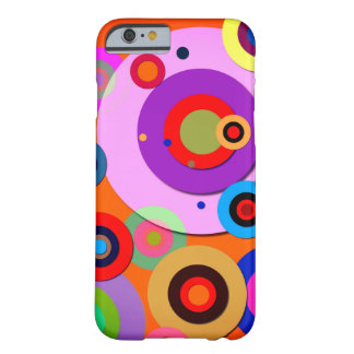 Cercles intimes #6 coque barely there iPhone 6