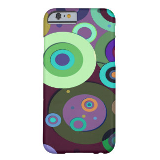 Cercles intimes #9 coque barely there iPhone 6
