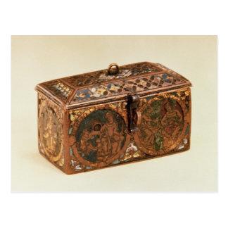 Cercueil, 13ème siècle cartes postales
