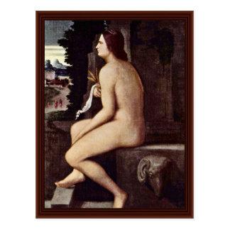 Ceres par Giorgione Carte Postale