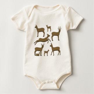 Cerfs communs choix body
