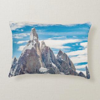Cerro Torre - visibilité directe Glaciares de Coussins Décoratifs
