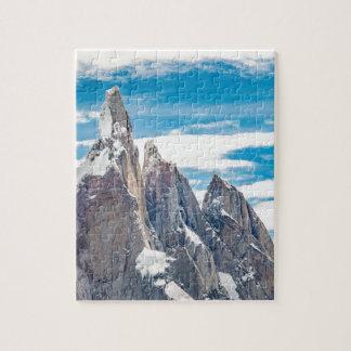 Cerro Torre - visibilité directe Glaciares de Puzzle