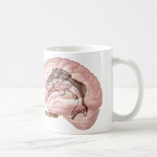 Cerveau de poissons mug