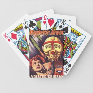 Cerveau magnétique jeu de cartes