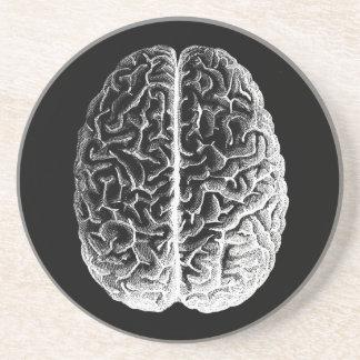 Cerveaux ! dessous de verre