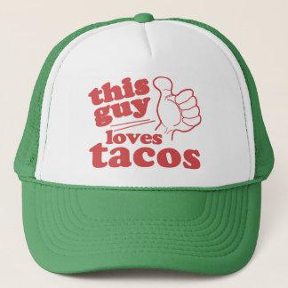 Ces tacos d'amours de type ou de fille casquette