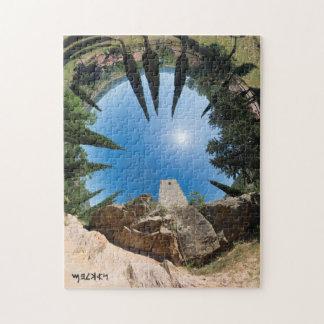 Cessenon-sur-Orb Puzzle