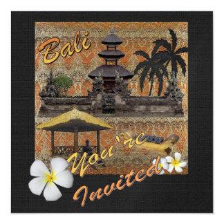 C'est Bali Carton D'invitation 13,33 Cm