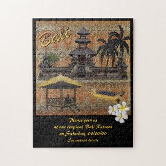 C'est Bali Puzzle