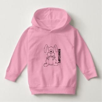 """C'est Bunnyclops "" Pull À Capuche"