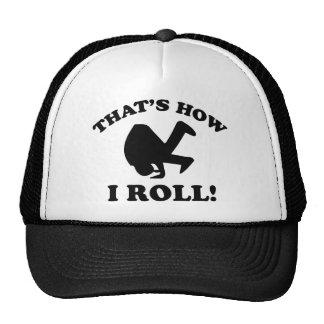 C'est comment je roule ! casquette