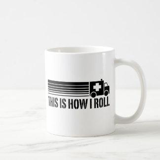 C'est comment je roule EMT Mug