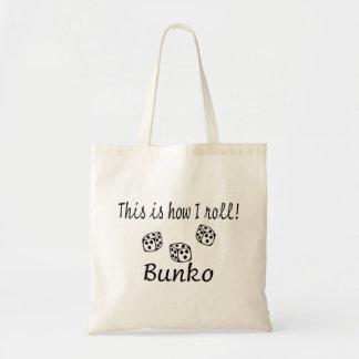 C'est comment je roule le Bunko Sacs De Toile