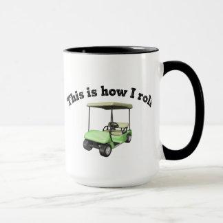 C'est comment je roule mug