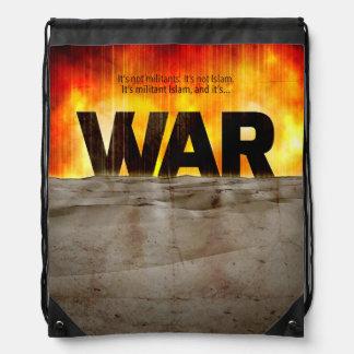 C'est guerre sac à dos
