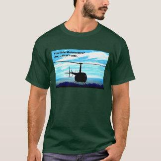 C'est hélicoptère mignon t-shirt