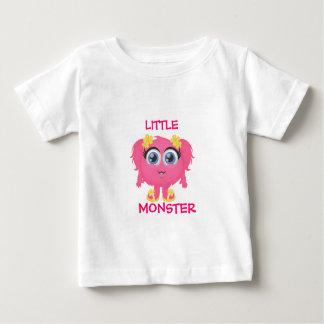 C'est le petit monstre le plus mignon que j'ai t-shirt pour bébé