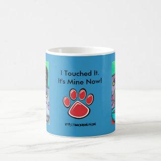 C'est maintenant à moi mug