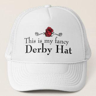 C'est mon casquette de fantaisie de Derby